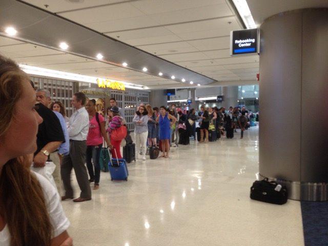 airport horror